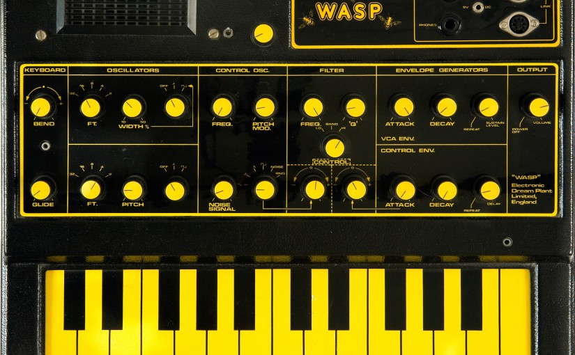Wasp Vintage Synth