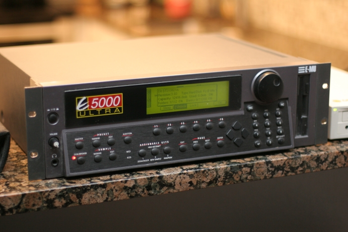 Emu e5000 Ultra Sampler For Sale! (Tampa Bay)