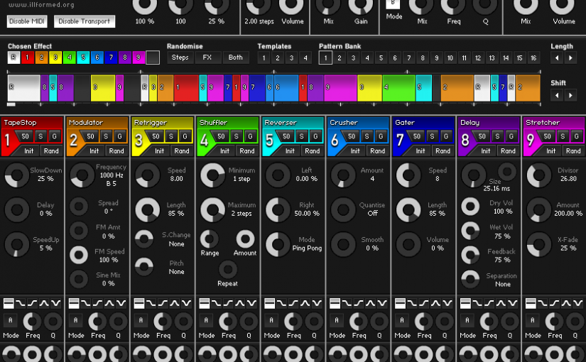 Glitch – A Free VST from Illformed